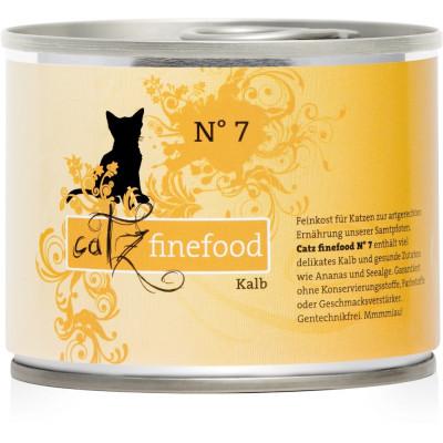 PN Catz No.7 Kalb+Rind...