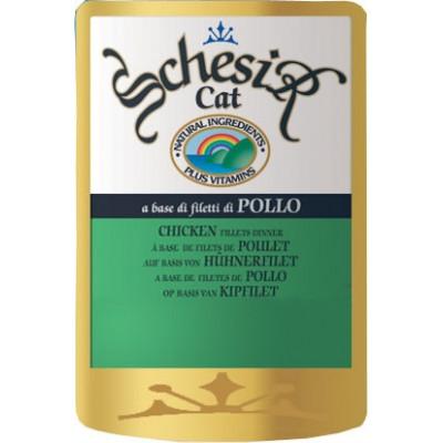 Schesir Cat Hühnerfilet  100gP