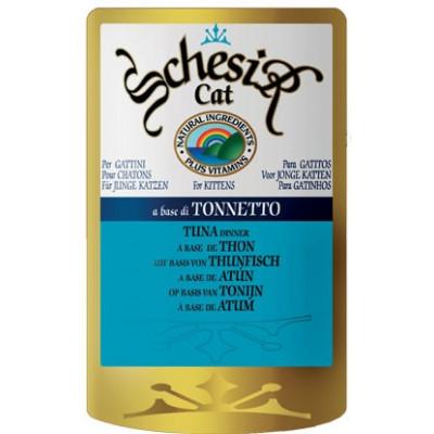 Schesir Kitten Thunfisch 100gP