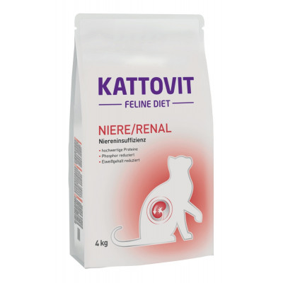 Kattovit Diet Niere/Renal  4kg