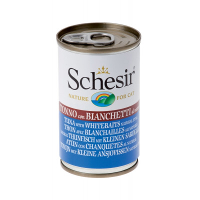 Schesir Cat Thun-Sardell.140gD