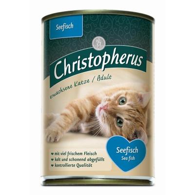 Christ.Katze Seefisch    400gD