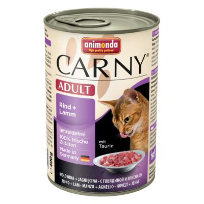 Carny Adult Rind+Lamm    400gD