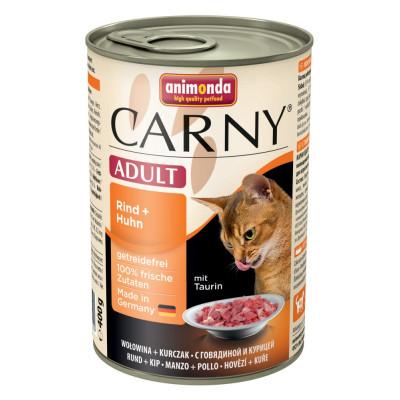 Carny Adult Rind+Huhn    400gD