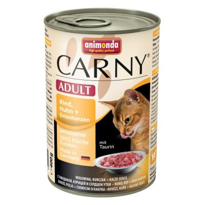 Carny Adult Rind+Huhn+En.400gD