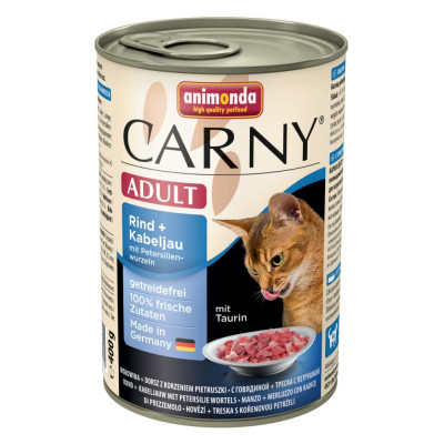 Carny Adult Rind+Kabelj. 400gD