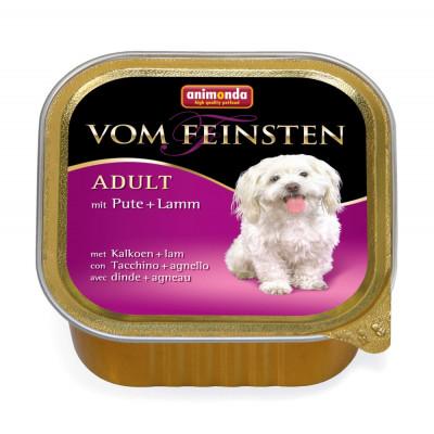 V. Feinsten Pute-Lamm  150 g S