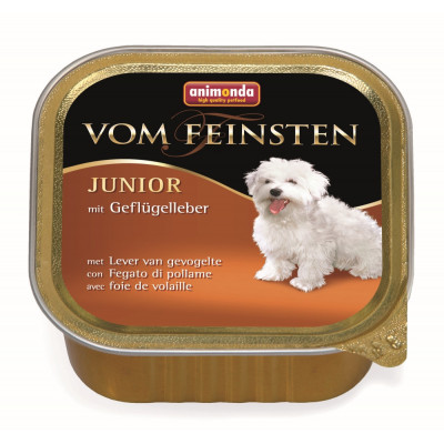 V.F. Junior Geflügelleber150gS