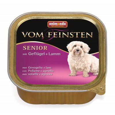 V.F. Senior Gefl-Lamm  150 g S