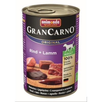 Carno Adult Rind-Lamm   400g D
