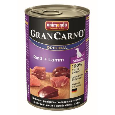 Carno Senior Rind-Lamm  400g D