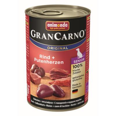 Carno Senior Rind-Putenh400g D