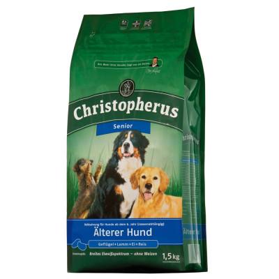 Christopherus ältererHund1,5kg