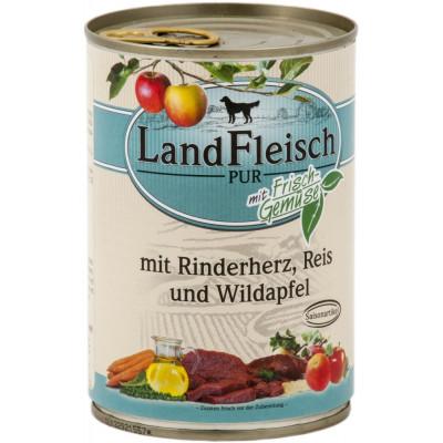 Landfleisch Herz-Wiapfel 400gD