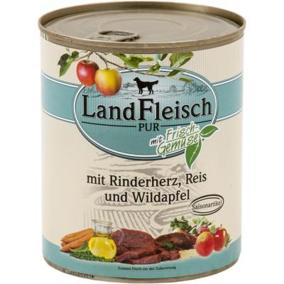 Landfleisch Herz-Wiapfel 800gD