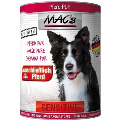 Macs Dog Sensitiv Pferd  400gD