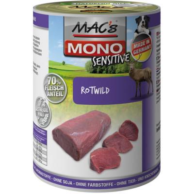 Macs Dog Mono Sens.Rotwi.400gD