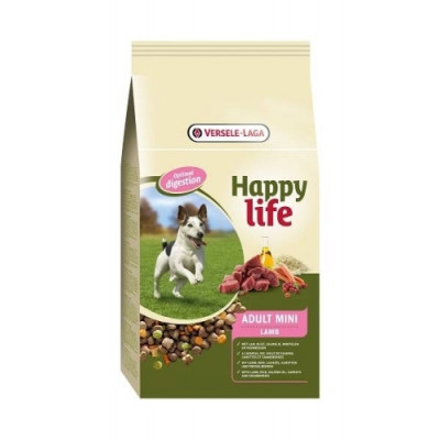 Happy-Life Adult Mini Lamb 3kg