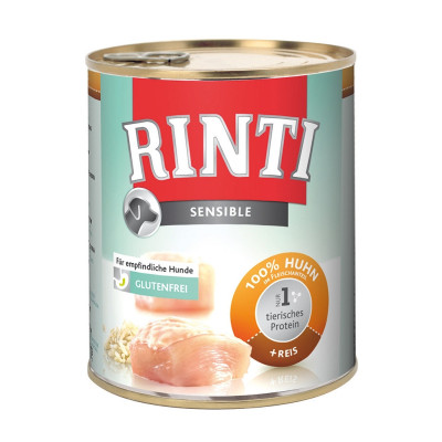 Rinti Sensible Huhn-Reis 800gD