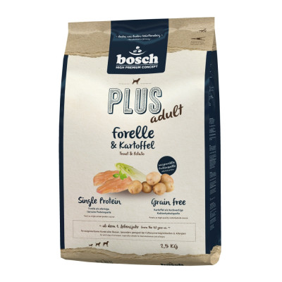 Bosch Plus Forel+Kartof. 2,5kg