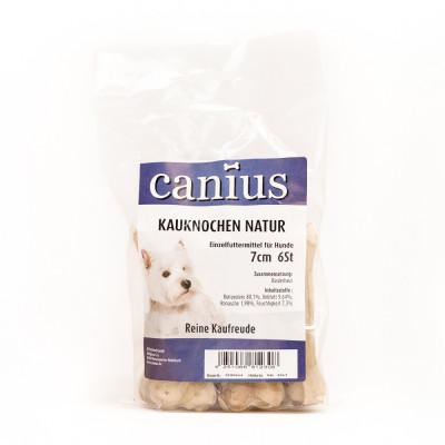 Canius Kauknoch Natur  7cm 6St