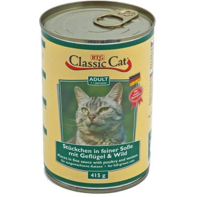 Class.Cat Soße Gefl-Wild 415gD