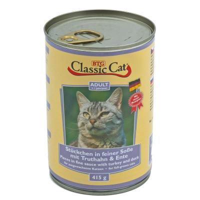 Class.Cat Soße Truth-Ente415gD