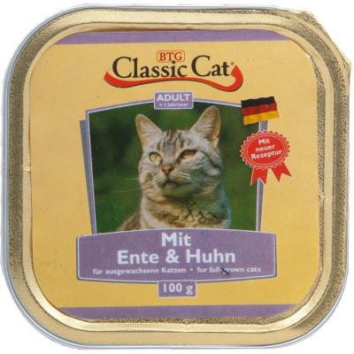 Classic Cat Ente-Huhn    100gS