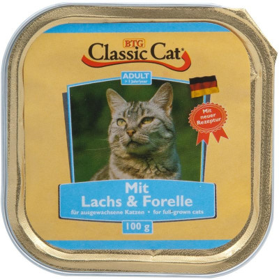 Classic Cat Lachs-Forelle100gS