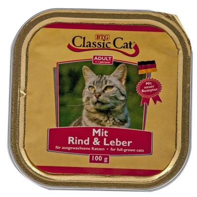 Classic Cat Rind-Leber   100gS
