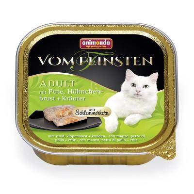 V.F. Schlemm.Pute+Hühnbr.100gS