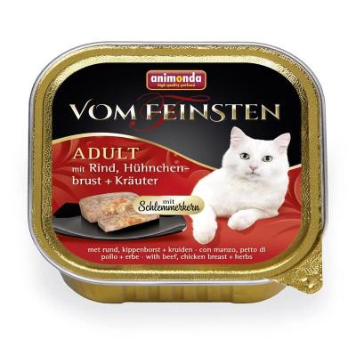 V.F. Schlemm.Rind+Hühnbr.100gS