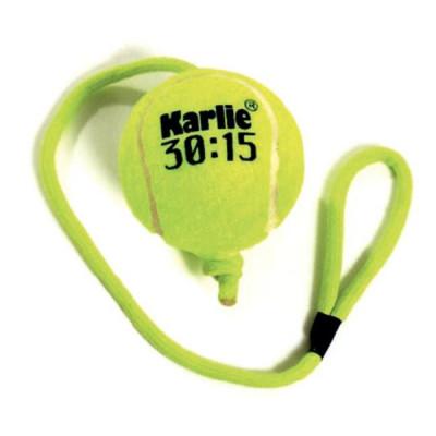 Karlie Tennisball mit Seil...
