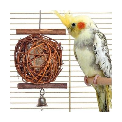 Karlie Wooden Bird Ball 5 cm