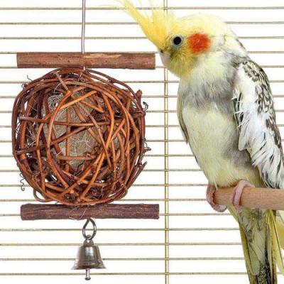 Karlie Wooden Bird Ball 10 cm