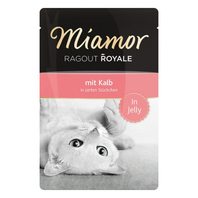 Miamor RagRoy Jelly Kalb 100gP