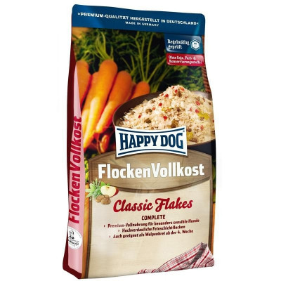 HD Flocken Vollkost       3 kg