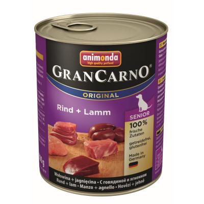 GranCarno Senior Ri+Lamm 800gD