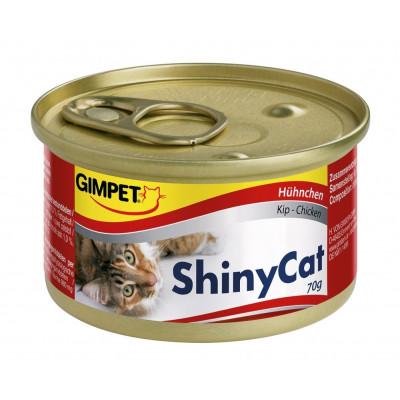 Gimpet ShinyCat Hühnchen  70gD