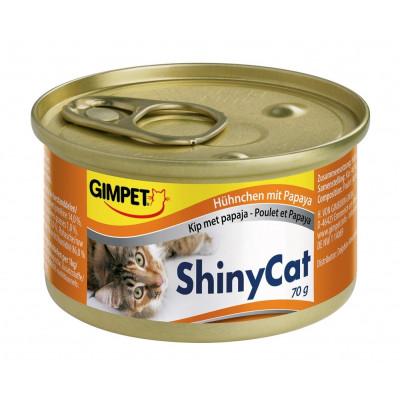 Gimp.ShinyCat Hühn+Papaya 70gD