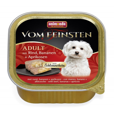VF Dog Schlemm.Rind+Bana.150gS