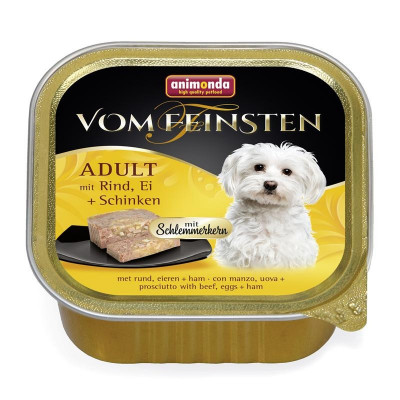 VF Dog Schlemm.Rind+Ei   150gS