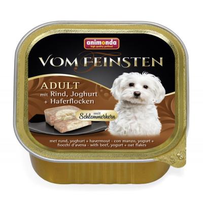 VF Dog Schlemm.Rind+Jogh.150gS