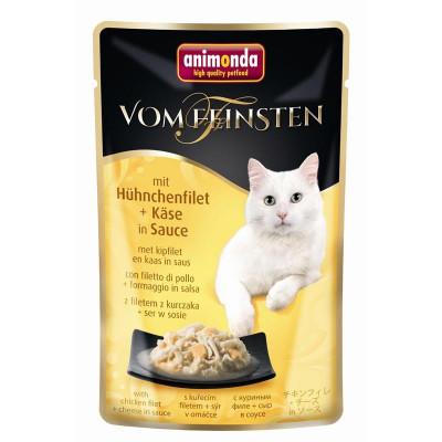 V.F. Hühnchenfilet+Käse   50gP