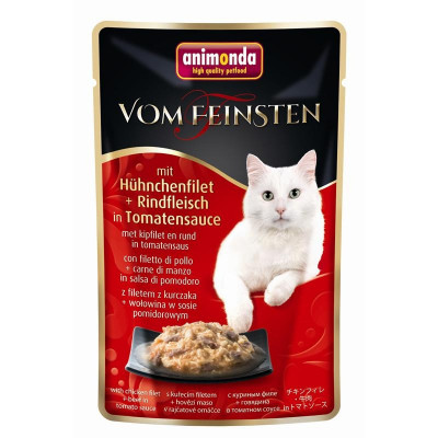 V.F. Hühnchenfilet+Rind   50gP