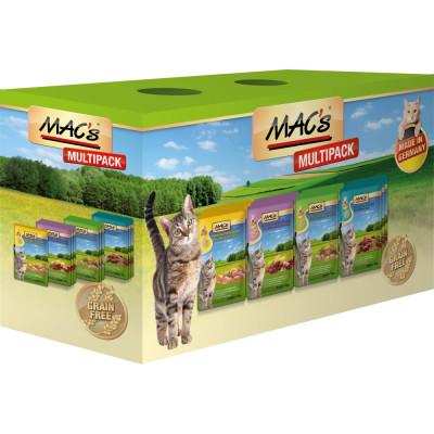 Macs Cat MP Fleisch N2 12*100g
