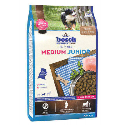 Bosch Medium Junior        3kg