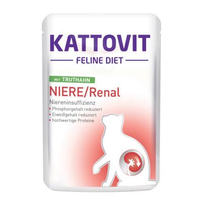 Kattovit Niere/Renal Trut.85gP
