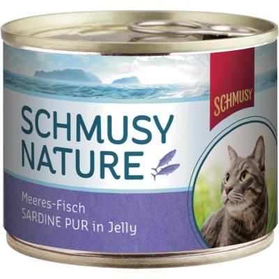 Schmu.Nat.Fisch Sardine  185gD