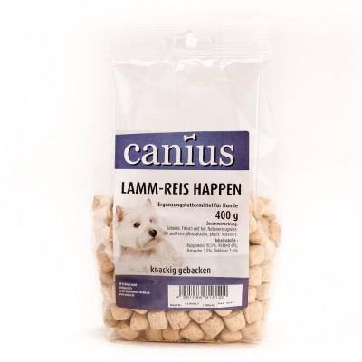 Canius Lamm-Reis Happen  400 g